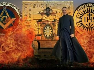 Pope Francis Romanus Jesuit, Illuminati Satanist, Child Trafficking and Genocide