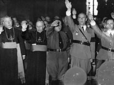 catholic cardinal nazis