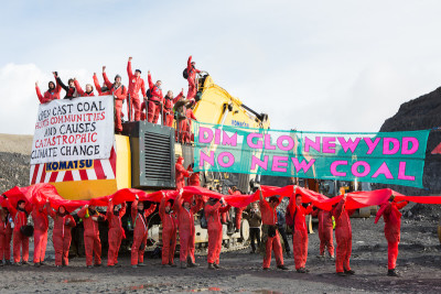 No Coal in the Water: Breaking Free from Fossil Fuels