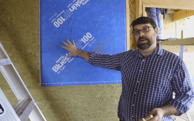 VIDEO: Insulating Our Net Zero House