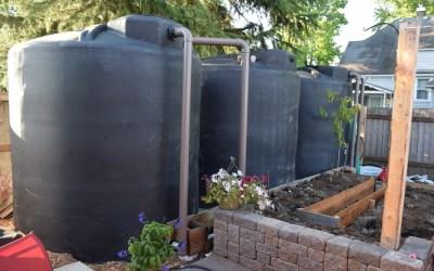 Net-Zero Water: Capturing the Rain