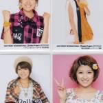Berryz工房 徳永千奈美ちゃん生写真4枚セット1