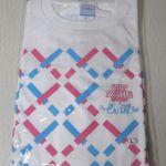 でんぱ組.inc 2014 CUPNOODLE ツアー Tシャツ 白 Lサイズ