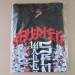 新品BABYMETAL新春キツネ祭りTシャツ戦国WOD Mサイズ国内