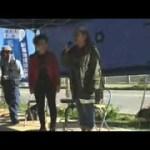 加藤登紀子スピーチと歌「今こそ立ち上がろう」11/29辺野古ゲート前 #アイドル #idol #followme