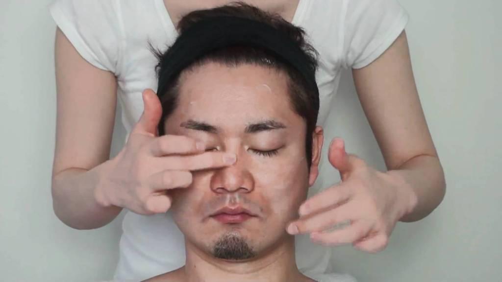 男のスキンケア クリームのつけ方 #スキンケア #プラセンタ #Skincare #followme