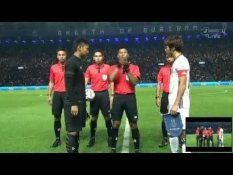 【U-20日本代表出場!】サッカー M-150カップ 2017 第1節 U-23タイ代表 vs. U-20日本代表 #スポーツニュース #followme