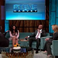 Watch: Steve Harvey Gets Sister Patterson All The Way Together After Saying Daughter, Tiffany Pollard Lied About Being Pregnant/Miscarriage
