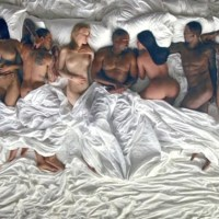 "Kanye West Drops Controversial ""Famous"" Video Featuring Nude Ray J, Amber Rose,Taylor Swift, Rihanna, Chris Brown & More"