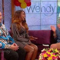 """Remy Ma & Fat Joe Talk Past Beef, New Music, Remy Dishes on 'Love & Hip Hop' Return, Pregnancy Rumors+Perform """"All The Way Up"""" at 'Wendy'"""