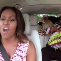 "Must See: Michelle Obama & Missy Elliott 'Carpool Karaoke' in DC To Beyonce & ""Get Your Freak On"" [Full Video]"