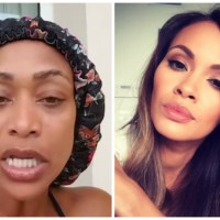 Watch: Evelyn Lozada Throws Slight Shade To 'BBWLA' Cast, Talks Returning To The Show at 'VH1 Live' & Tami Roman Fires Back? [Video/Photos]