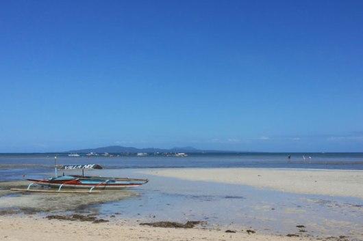 Low tide in Cagbalete
