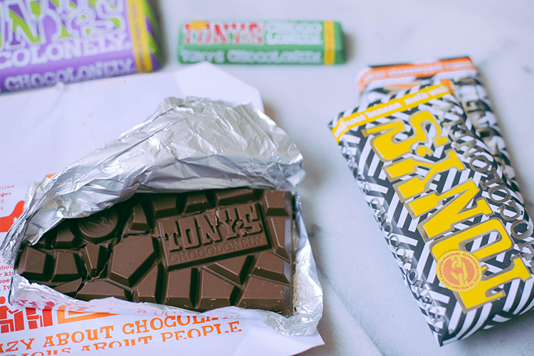 the amazing candy packaging of Holland - gorgeous & delicious chocolates from Tony's