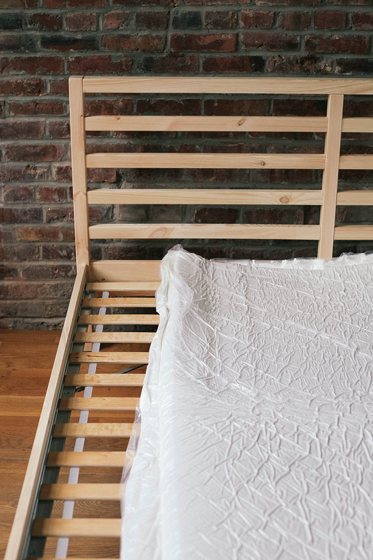 tuft & needle mattress review + enter to win one of y