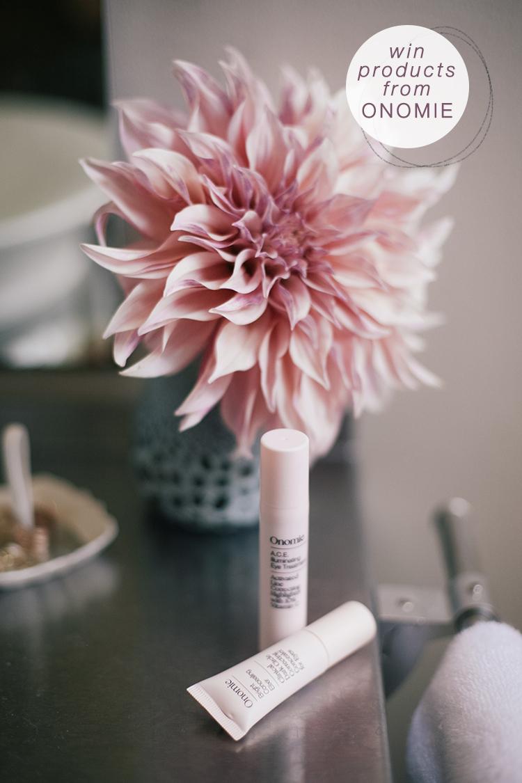 meet @onomiebeauty + enter to win amazing beauty products! #giveaway www.jojotastic.com
