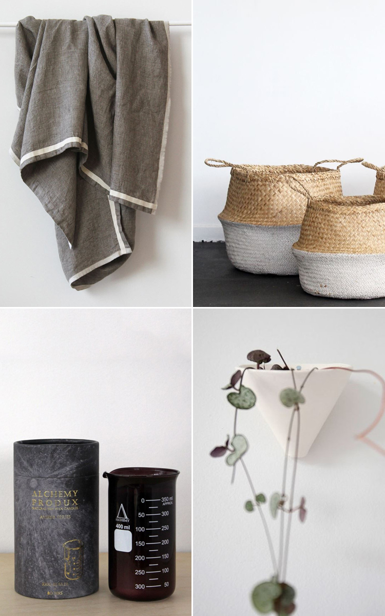 rustic home decor from father rabbit