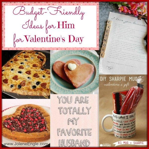 ... Day Ideas For Him On A Budget.Valentines Day Gifts For Men On A Budget