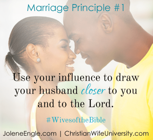 Marriage Principle #1- Wives of the Bible