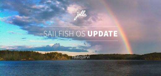 Sailfish OS 2.0.1 Taalojärvi