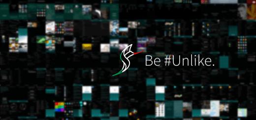 Be #Unlike.