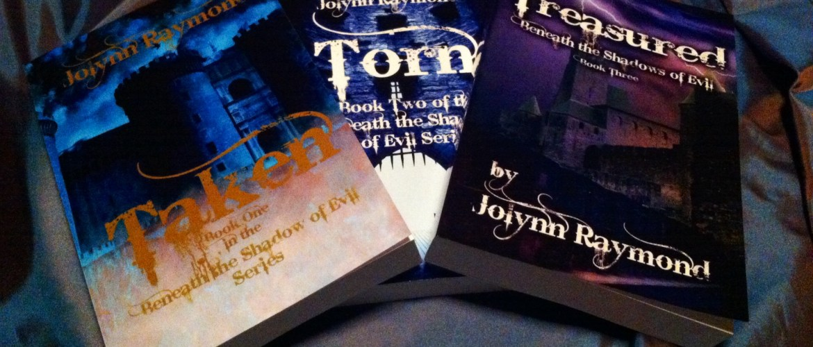 Beneath The Shadows of Evil Trilogy