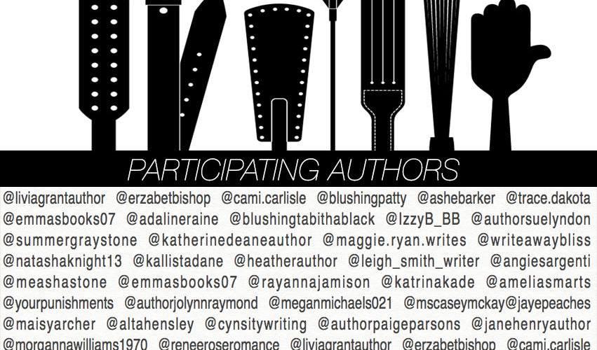 Instaspank Participating Authors