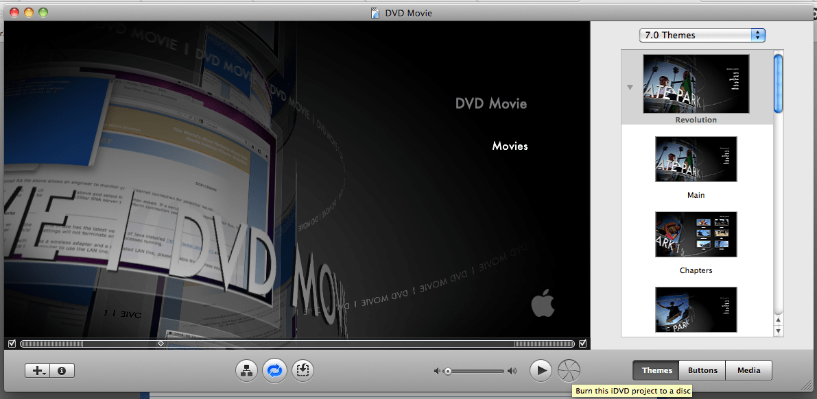 how to create dvd movies from avi