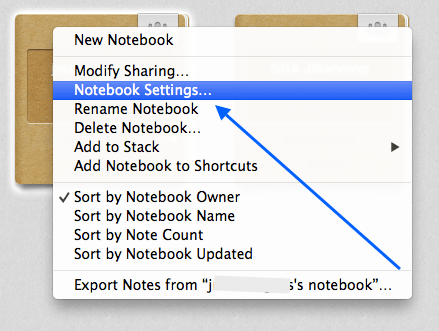 evernote-notebook-settings