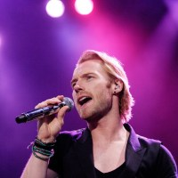 Ronan Keating of Boyzone at Castle Howard, North Yorkshire