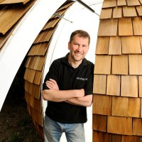 The business feature: Inventor Chris Sneesby and the Archipod (reinvention of the garden shed)
