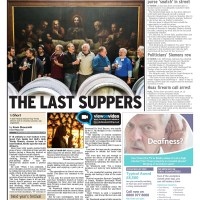 Hull Daily Mail - The Last Suppers