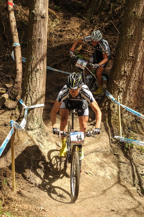Dalby Mountain Bike World Cup 2011