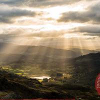 Wrynose Pass - Lake District Landscape