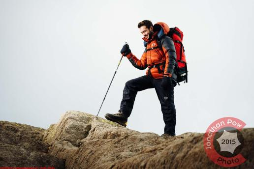 PHD Mountain Software shoot 'K Series' shoot - Picture date Sunday 31 August, 2014 (Wrynose Pass, Lake District) Photo credit should read: Jonathan Pow/jp@jonathanpow.com REF : POW_140831_2933