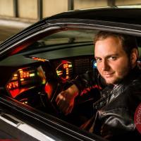 KITT Knight Rider Car (Features Photographer & Videographer)