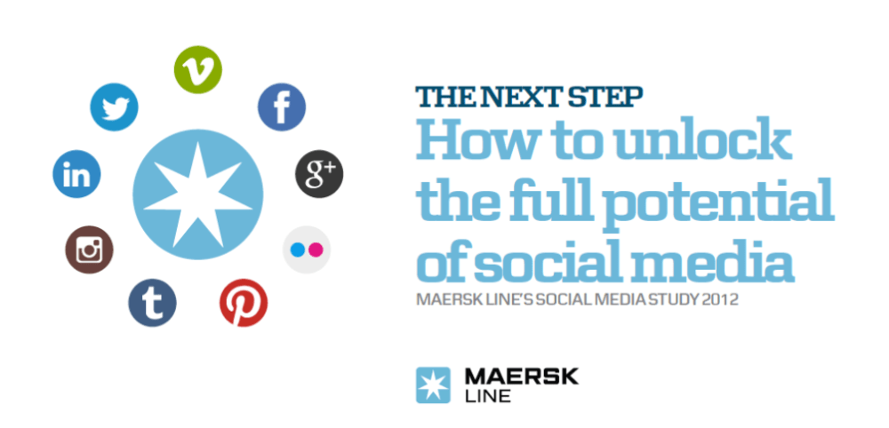 Maersk Line's social media study: What did we learn? (Part 1)