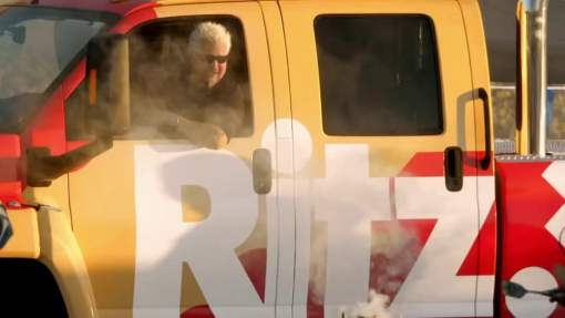 Ritz Crackers Super Bowl Spot