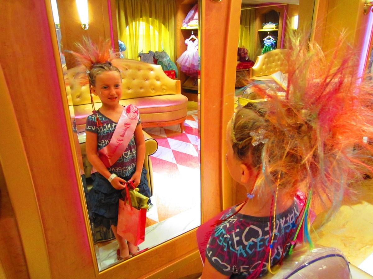 Bibbidi Bobbidi Boutique Free Pixie Dust and Wishes