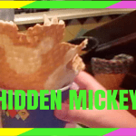Vidcon Disney Day, Hidden Mickey