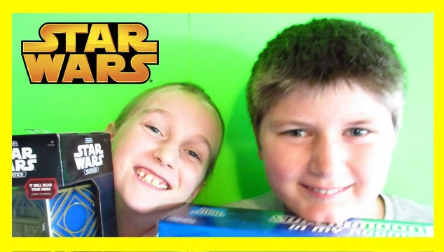 Star Wars Jedi Holocron!