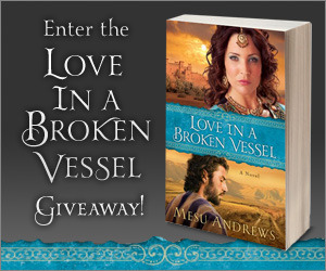 Love in a Broken Vessel Promotion