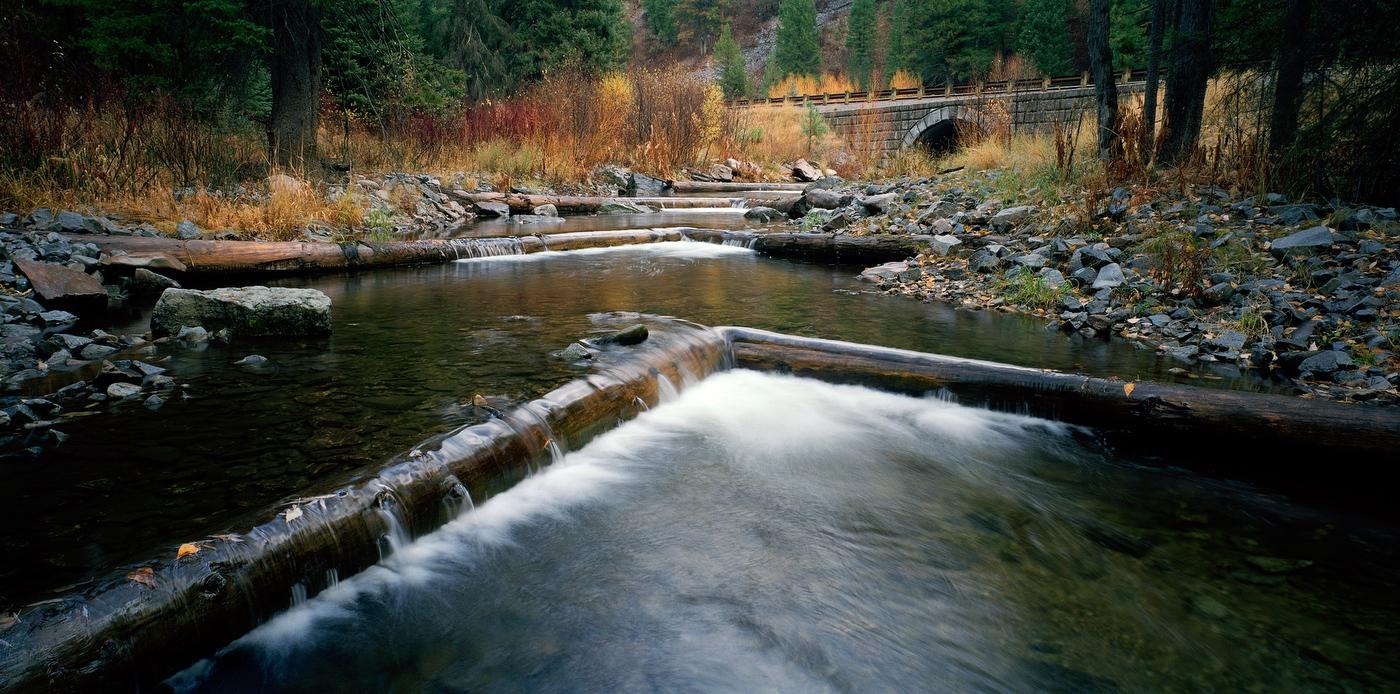 Waterfalls Rivers Dams Jonathan Long
