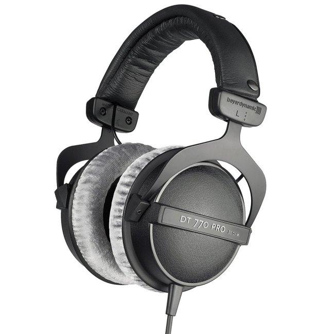 Beyerdynamic DT 770 Pro Headphones 80 ohm