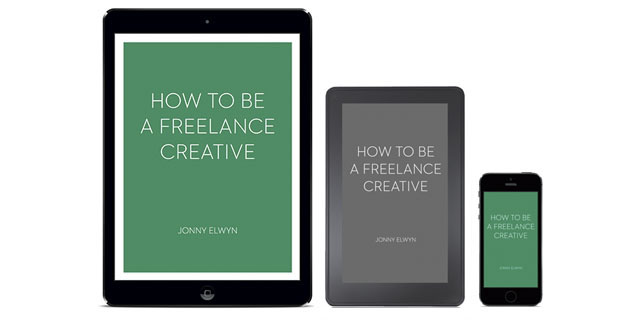 How to be freelance on kindle, ipad and iphone