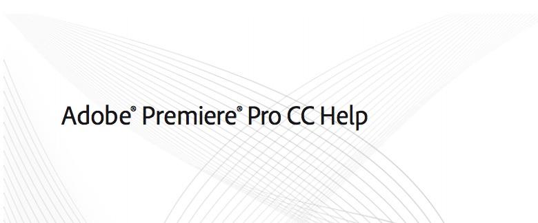download adobe premiere pro cc 2015 manual pdf