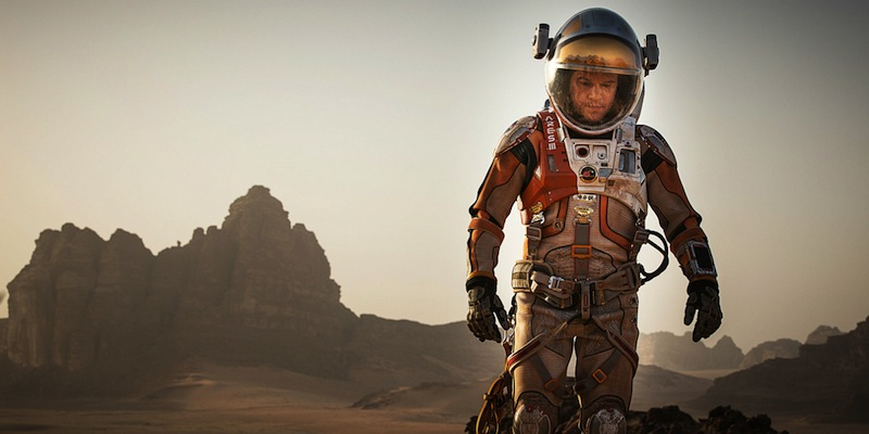 Making of The Martian