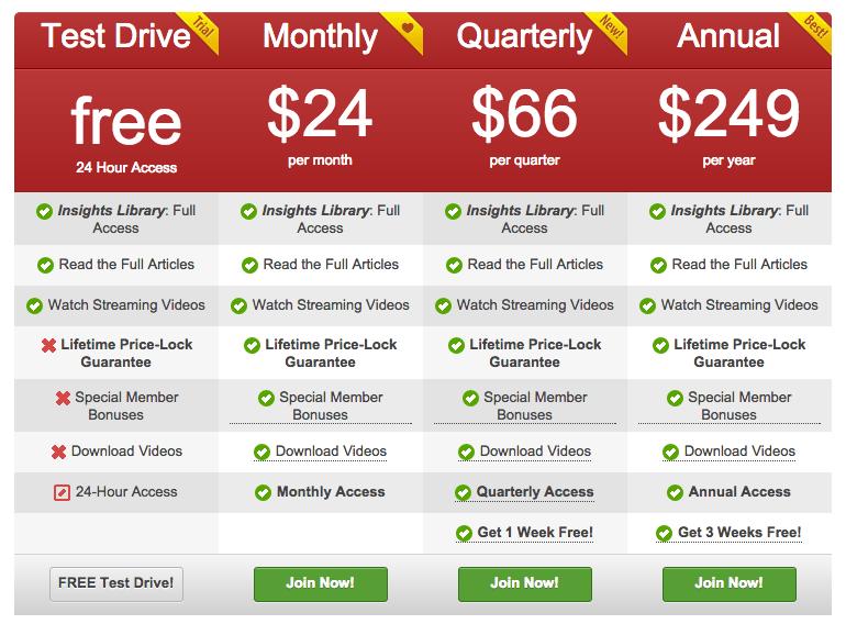 Free access to mixinglight.com
