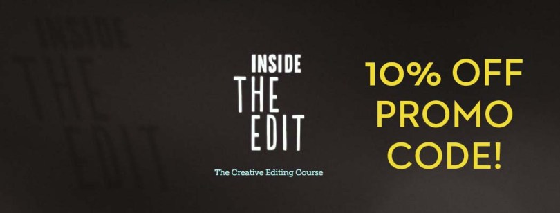 Inside the edit promo code