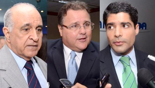 ACM Neto se reúne com Paulo Souto e Geddel para definir candidato das oposições